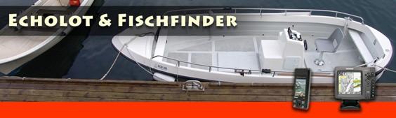 Echolot & Fischfinder