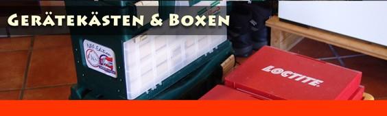 Gerätekästen & Boxen