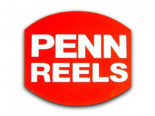 Penn Reels Aufkleber