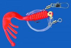 Dorschsystem mit rotem Jigpointer
