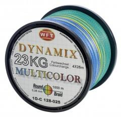 WFT Round Dynamix KG Multicolor 1000 m