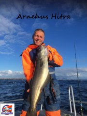 Arnehus-Hitra Light Tackle Paket