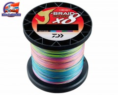 Daiwa J-Braid Grand 8-fach multicolor
