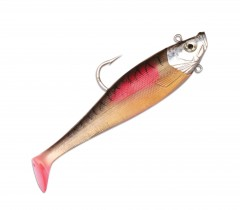 Wilde Eye Giant Jigging Shad Black/Pink